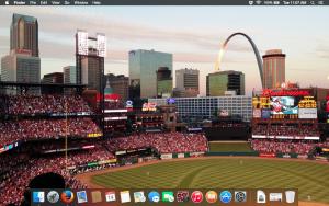 Mac OSX Screenshot